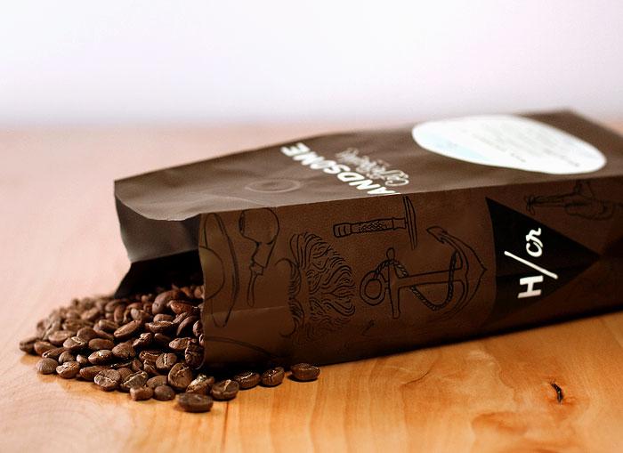 5 thiết kế bao bì Cafe đẹp mắt