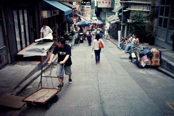 Cảm hứng nhiếp ảnh: Hong Kong block