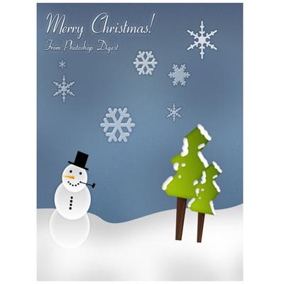 Thiệp Noel