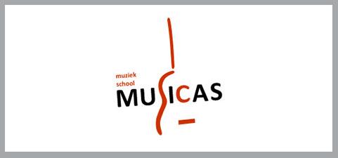 30 Mẫu thiết kế logo lấy cảm hứng từ âm nhạc