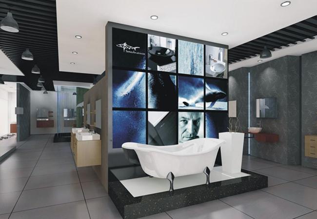 phòng trưng bày - Showroom