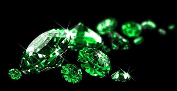 PANTONE 17-5641 Emerald - Màu của năm 2013