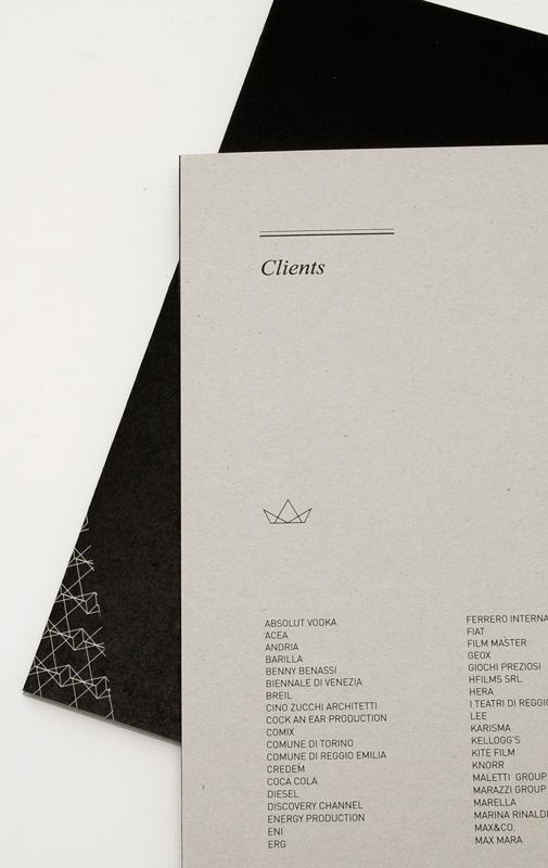 Phong cách thiết kế profile sáng tạo
