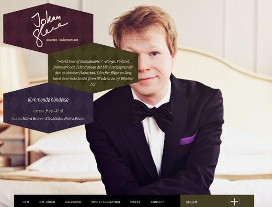 15 ví dụ sử dụng hình Lục giác trong thiết kế web