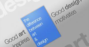 Nghệ thuật và thiết kế khác nhau như thế nào?