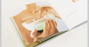 Thiết kế brochure thẩm mỹ viện - spa