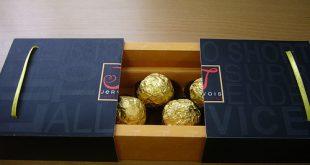 Bao bì Chocolate đầy sáng tạo