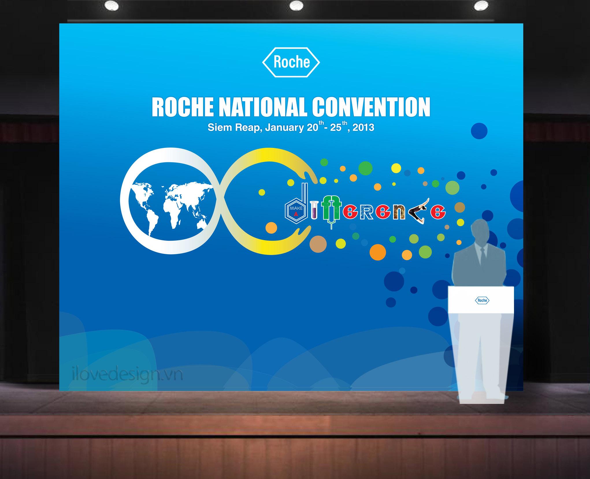 Thiết kế backdrop (phông nền)