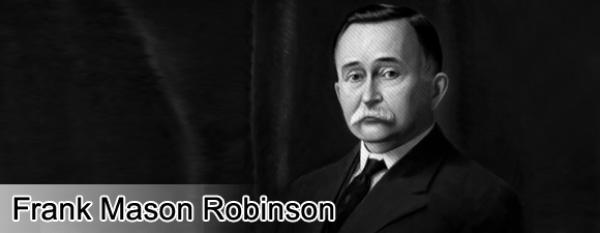 Frank Mason Robinson