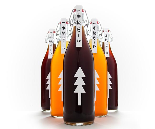 Ippon Matsu Beer