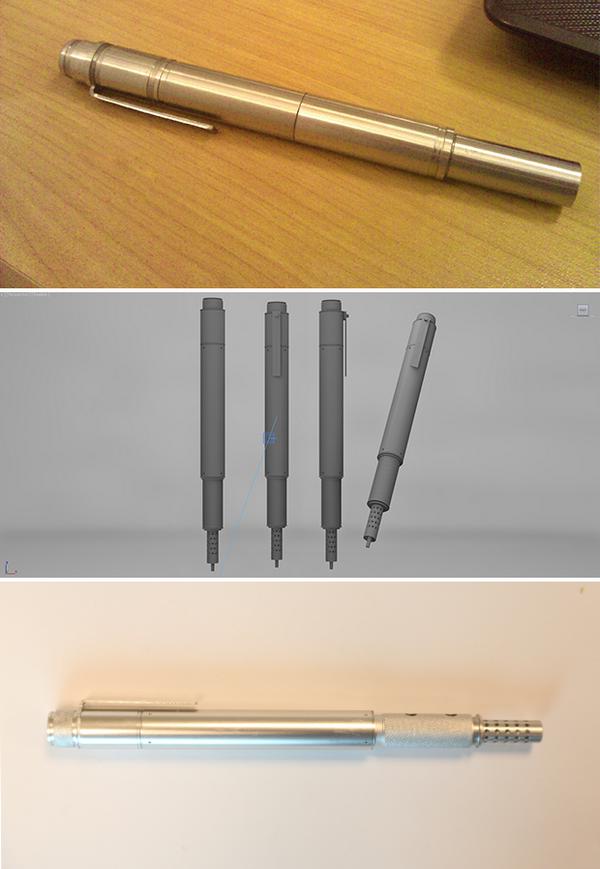bút lix 3d