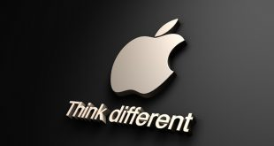 slogan apple