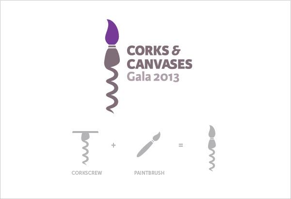 phát triển và kết nối ý tưởng trong thiết kế logo
