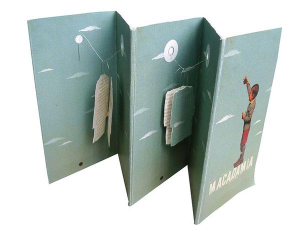 die cut brochures