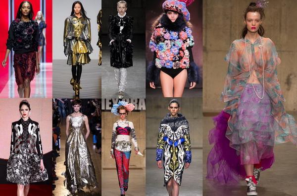 thời trang maximalism