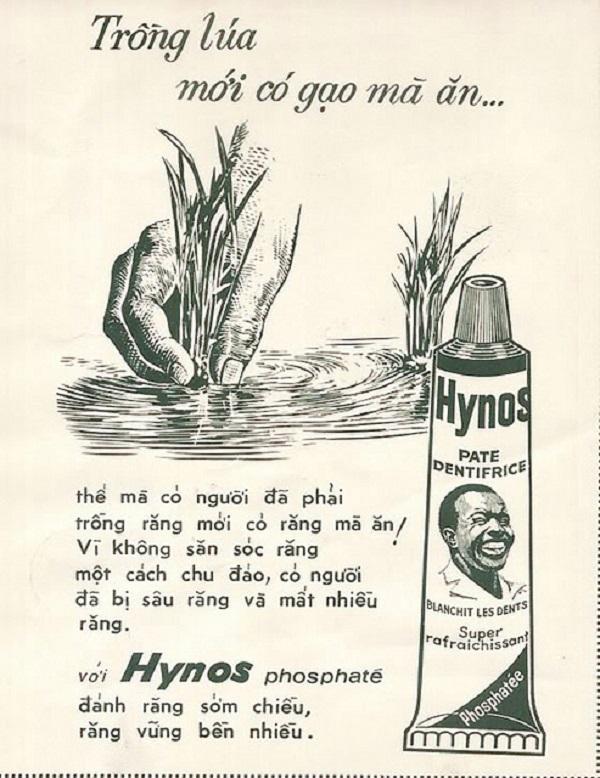 kem đánh răng Hynos