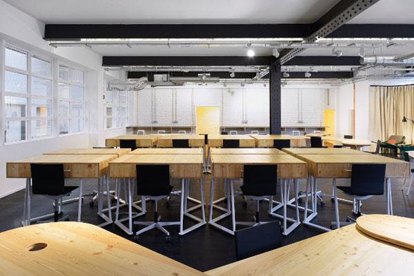 văn phòng tại london