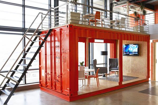 Văn phòng 99c ở thành phố Cape Town