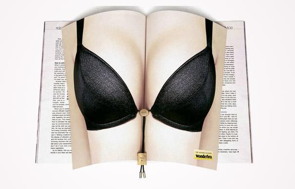Wonderbra: Magazine