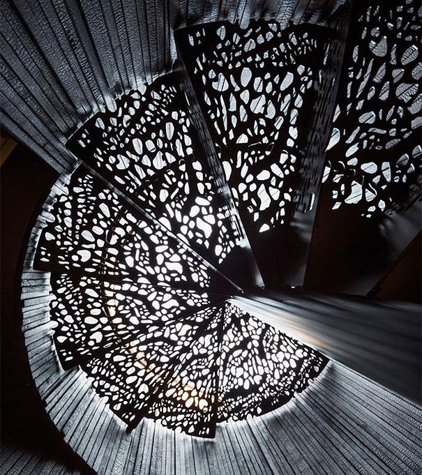 sáng tạo, cầu thang, thiết kế-23