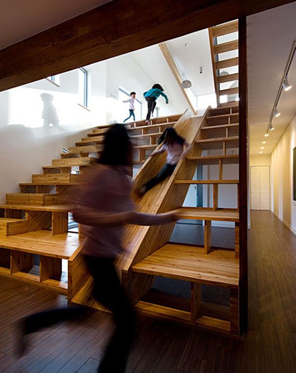 sáng tạo, cầu thang, thiết kế-24