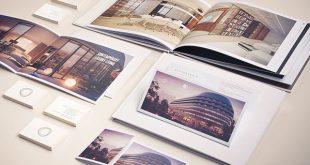 thiết kế in ấn brochure hiệu quả, sáng tạo