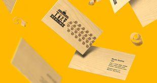 10 mẫu thiết kê Name Card sáng tạo