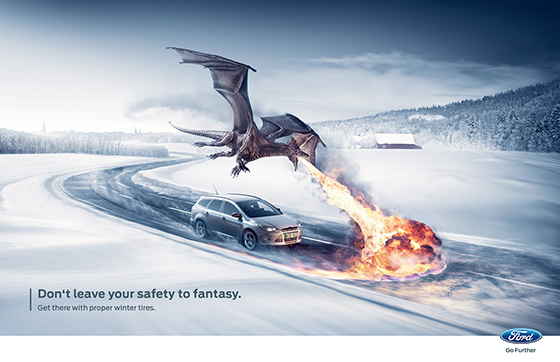 FORD: THE DRAGON GREPPY