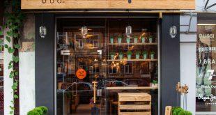 Thiết kế hệ thống cửa hàng Simple