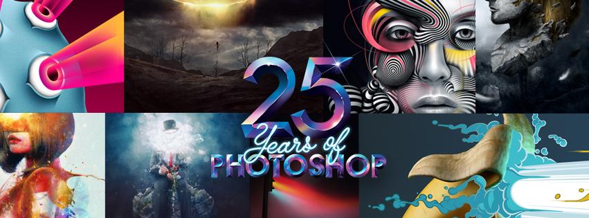 Photoshop 25 năm