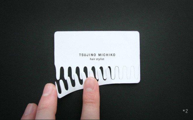 Mẫu namecard sáng tạo