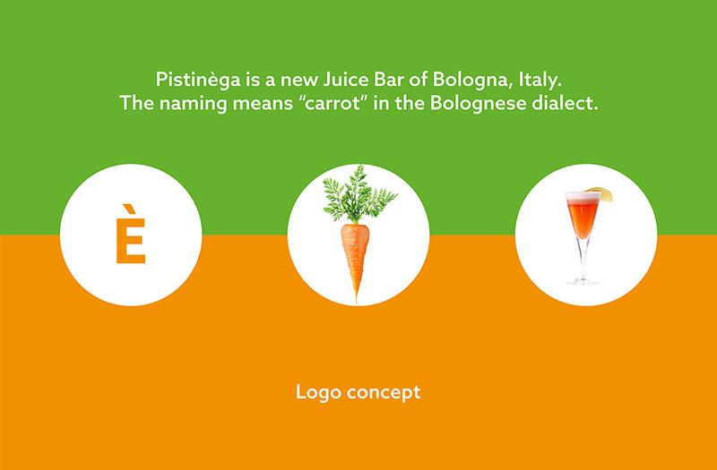 Bộ nhận diện thương hiệu Pistinega