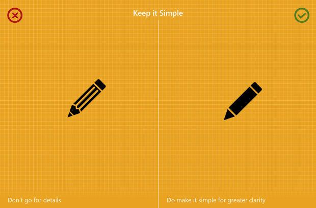 Hướng dẫn thiết kế icon trong Illustrator