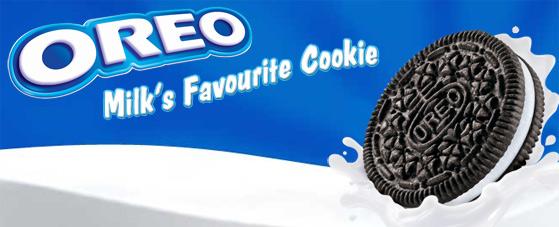Thương hiệu bánh OREO - Thiết kế | Logo | Identity | Website | Advertising | Decor | Package